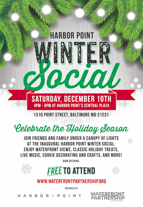 Harbor Point Winter Social